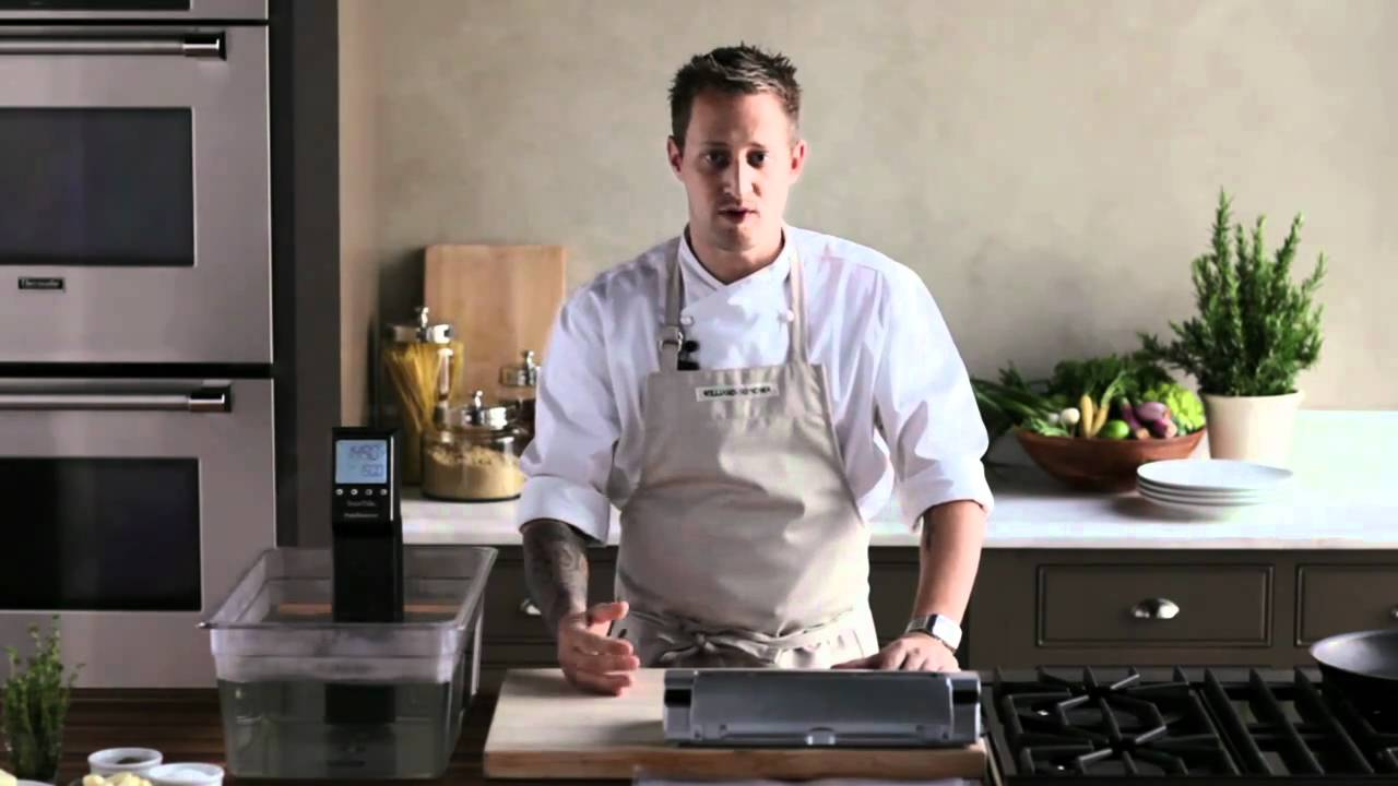 How to Sous Vide Chicken with Michael Voltaggio, Part 1 ...