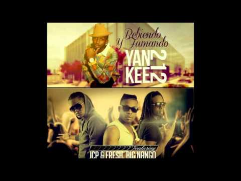 Big Nango Bebiendo y fumando ft Jcp & Fresh