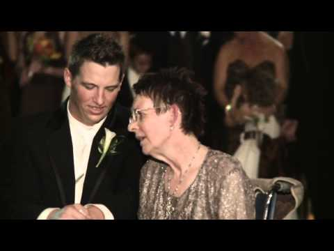 Groom shares emotional dance with mother battling ALS