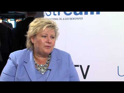 Erna Solberg Charts a Course for the Future