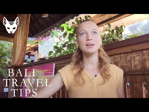 Bali Travel Tips! (Ubud: Vegan Food, Yoga, Accommodation...)