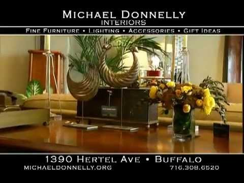 Michael Donnelly Interior Design Furniture Showroom Buffalo NY