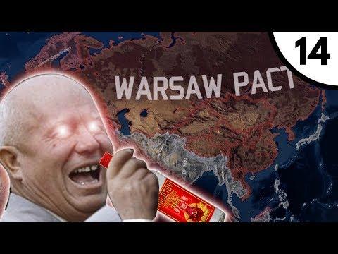 Communism Reunited [Hoi4 Cold War Iron Curtain: A World Divided: Soviet Union] Ep. 14