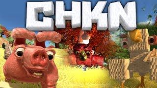 CHKN - REDUX! - Animal Creation!