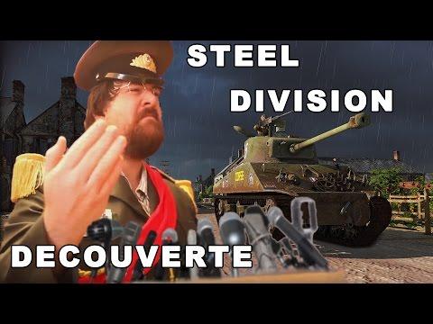 Découverte - Steel Division
