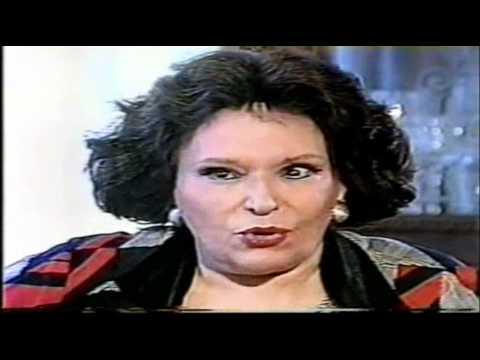 Bibi Ferreira fala sobre Bibi in Concert I na TV Manchete