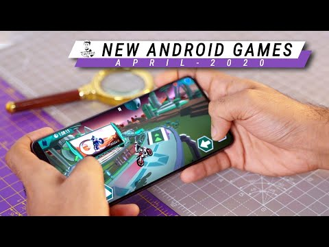 10 New Android Games You Should Play - April 2020!
