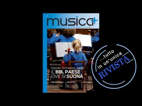 Musica + - Presentazione della rivista