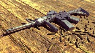 Machine Gun Stutter Vine