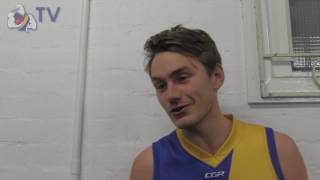 Round 14 Post-Match Interview: David Fahey