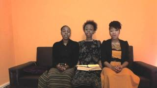 Beckton Sisters singing Peace Perfect Peace (SDA Hymn 463)