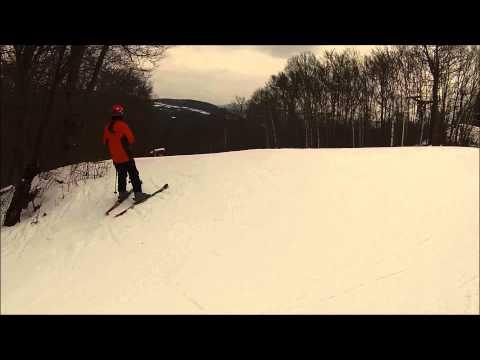 Weekend of Superbowl XLVIII | Mt. Ellen ski series