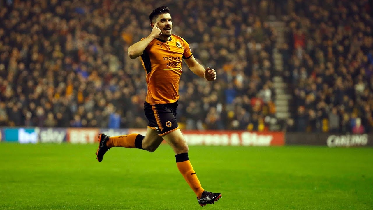 Ruben Neves WONDERGOAL!