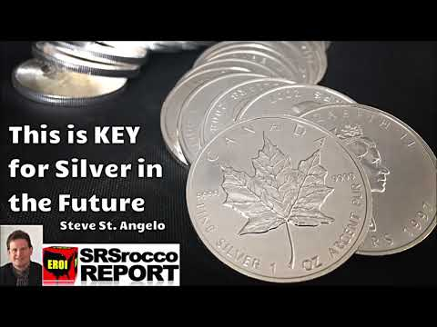 The Key to New All Time Highs for Silver w/ Steve St. Angelo