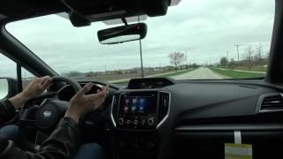 2017 Subaru Impreza Hatchback 2.0i Sport overview / drive & Info on my 15 WRX Service of TOB