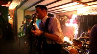 Sugar Foot Stomp @ Maui Waui - Geldeston Locks 13-April-2013.