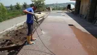 """Prerit: pavimentazioni di pregio con la tecnica del """"ghiaietto lavato"""" (italiano)"""