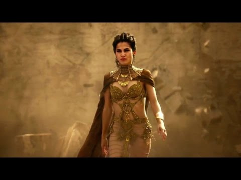 Gods Of Egypt Trailer #3 - Gerard Butler
