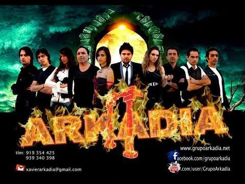 Grupo Arkadia - Várzea de Trevões em 05-Maio-2012