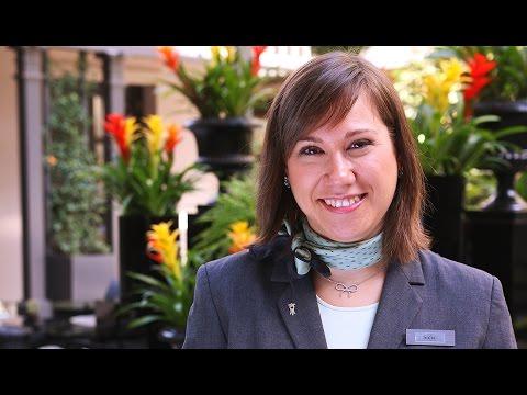 Meet Sofía Barroso, Receptionist of the Year 2016