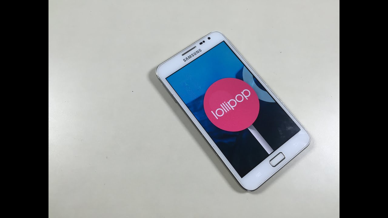 Galaxy Note N7000 How to install Android 5 0 Lollipop CyanogenMod 12