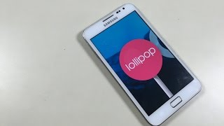 Galaxy Note (N7000) - How to install Android 5.0 Lollipop (CyanogenMod 12)