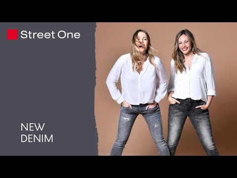 Video: Street One - New Denim