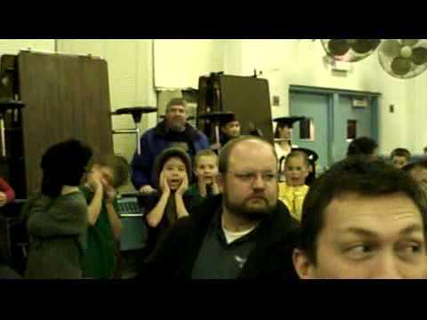 Pinchbeck Elementary school Snow Biz