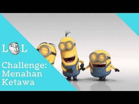 Challenge: Tonton Sampai Habis Jangan Sampai Ketawa, Bisa? #GaransiNgakak