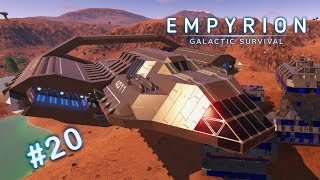 FROM SCRAP TO CAPITAL VESSEL | Empyrion Galactic Survival | Alpha 9 | Part 20