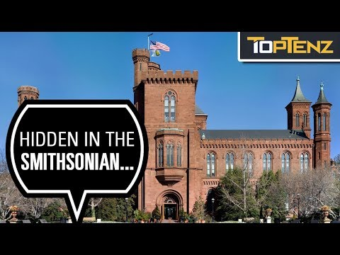 10 Mysteries That Are Locked Away In The Smithsonian