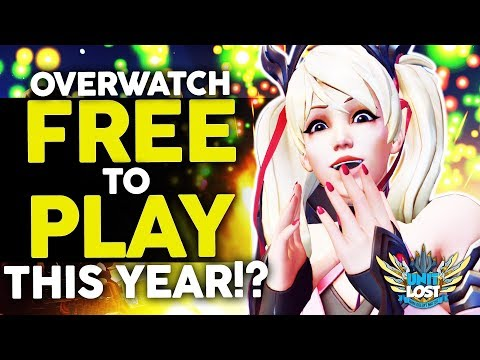 Overwatch Goes Free to Play This Year?!