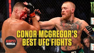 Conor McGregor's best UFC fights | ESPN MMA