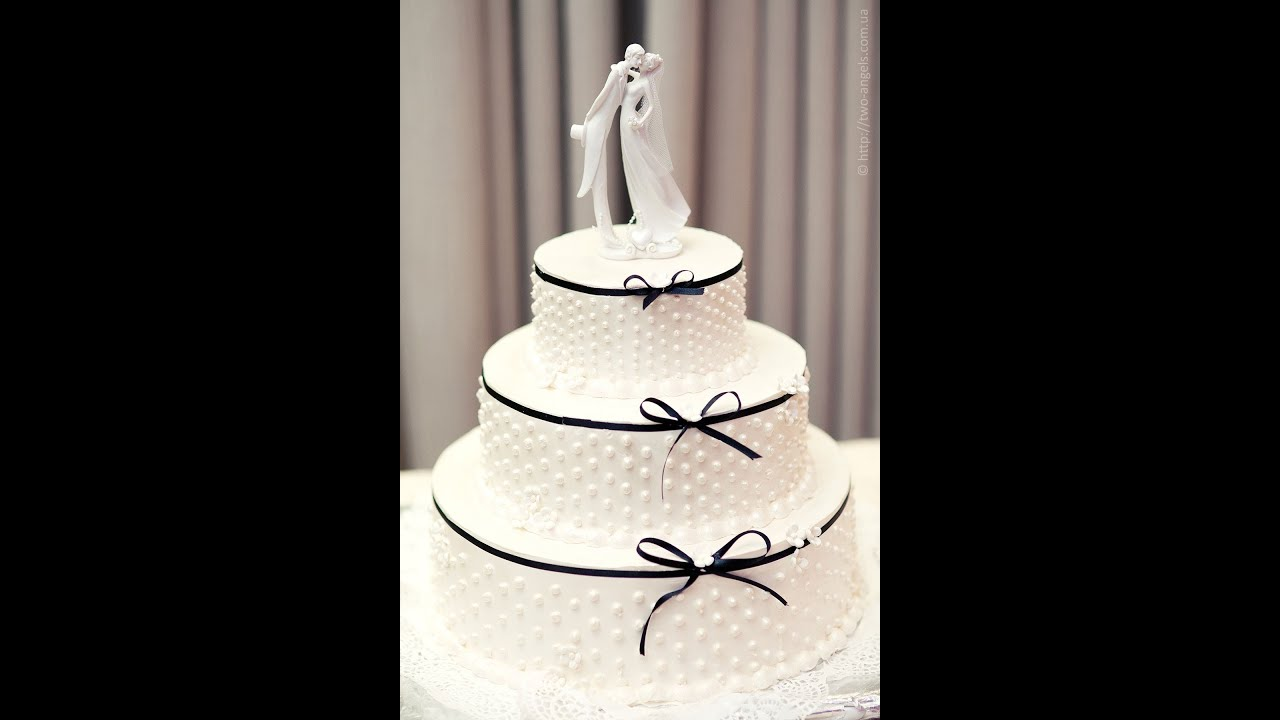 Свадебный торт своими руками в мастике