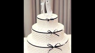 Свадебный торт - красота и смакота!
