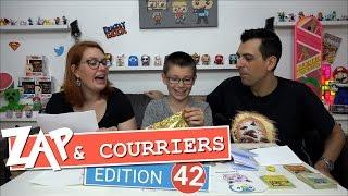 OUVERTURE DE CADEAUX ! Zap & Courriers abonnés #42 - Family Geek