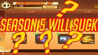 **NEW** SEASON 5 INFORMATION + TRAILER + WILL IT SUCK!? (Creative Destruction)