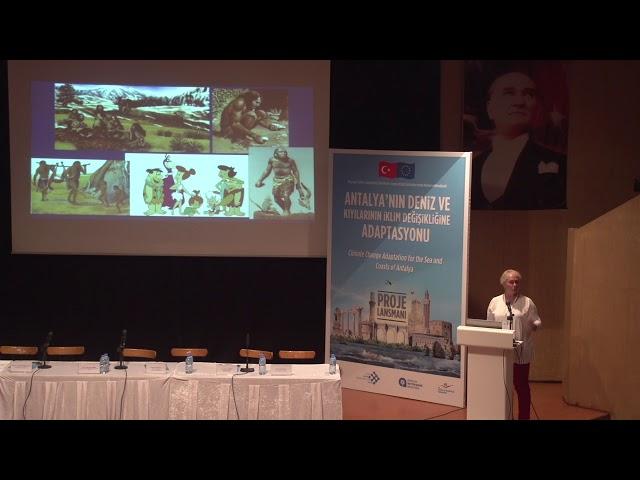 Akdeniz Üniv. Arkeoloji Bölüm Başkanı Sn. Prof. Dr. Havva İşkan Işık'ın Proje Lansman Konuşması