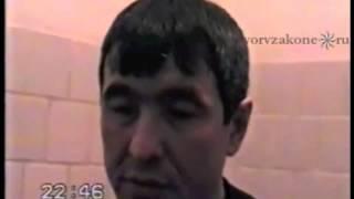 татарстанский вор в законе Рафис Габсалямов (Гриня)