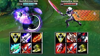 JAX vs FIORA FULL BUILD FIGHTS & Best Moments!