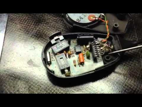 K40 CB mic - YouTube  Pin Cb Mic Wiring Diagram K on