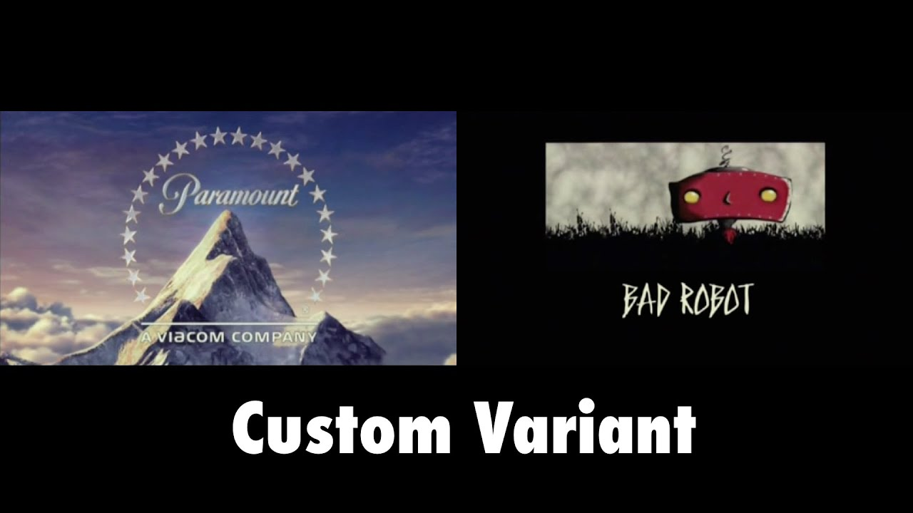 Paramount Amblin Entertainment Bad Robot
