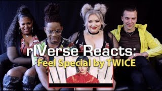 rIVerse Reacts Feel Special by TWICE M V Reaction