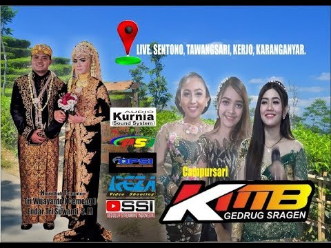 LIVE STREAMING  KMB GEDRUG SRAGEN / KURNIA  SOUND SYSTEM  // REZA  SHOOTING