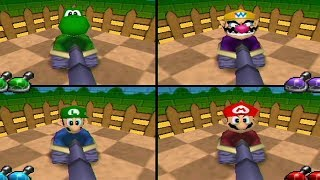 Mario Party 2 - Mystery Land Board (2 Player)
