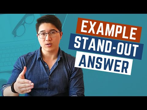 Interview Questions: Tell Me About Yourself - Sample Answers