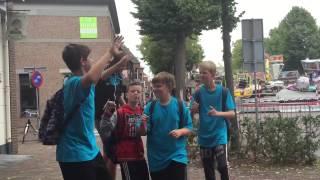 Topkamp 2015 - Woensdag