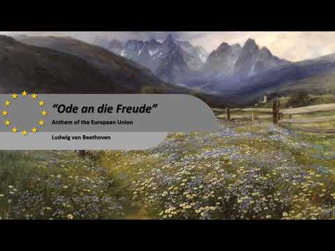 "Anthem of the European Union - ""Ode an die Freude"" (Instrumental)"