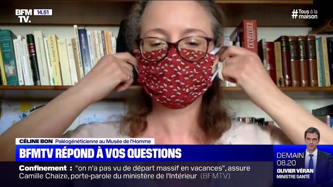 Les magasins de tissus vont-il ouvrir pour pouvoir fabriquer des masques?