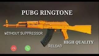 Download Ringtone Mobile AKM gun firing tone 🎶🎶🎶